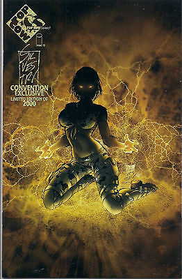 INFERNO:HELLBOUND #2 CONVENTION Holo Foil EXCLUSIVE SILVESTRI 1 of 2000 Top Cow