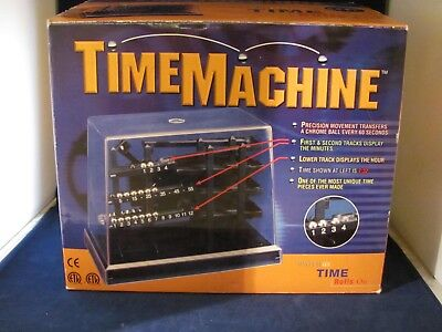 Time Machine ball clock (rare AC corded model )
