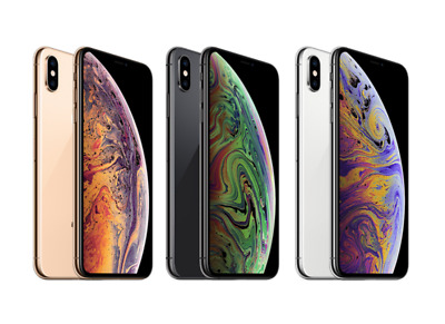 Apple iPhone XS Max Space Gray / Silver / Gold (64/256/512 GB) FACTORY UNLOCKED