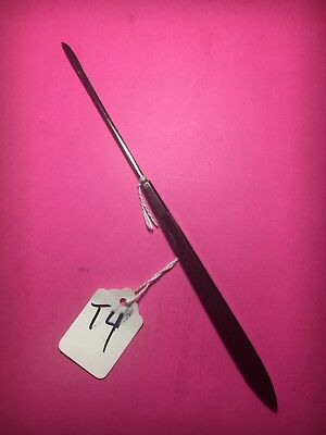 ANTIQUE MEDICAL SURGICAL. TENACULEUM ?? Scalpel. Civil War Era.   T46