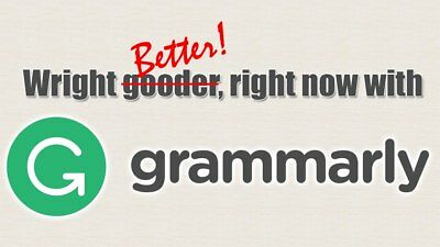 Grammarly Premium Account - Lifetime Subscription