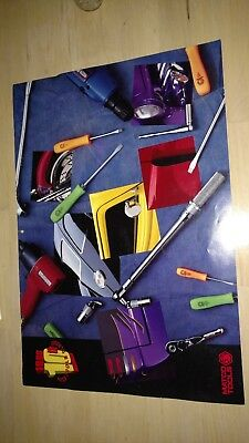 Matco Tool Calendars From 1996 and 1997