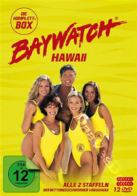 Baywatch Hawaii - Complete NEW PAL 12-DVD Set Gregory J. Bonann David Hasselhoff