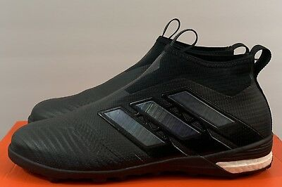 64dec819e09 Adidas Ace Tango 17+ Purecontrol Turf Soccer Shoes Men s Size 13 Black  BY1942
