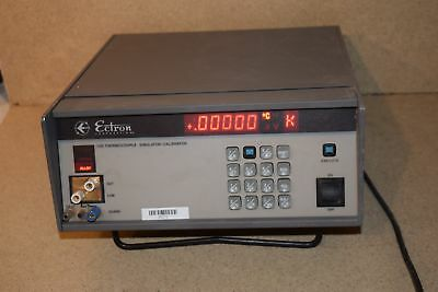 ^^ Ectron Corporation 1120 Thermocouple Simulator/calibrator