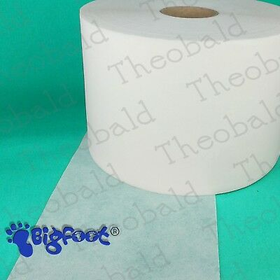 ALL DIRECTIONS TEAR AWAY SOFT WHITE EMBROIDERY STABILISER/BACKING 40GSM 15mx20cm