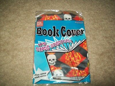 Book Cover Stretch Fits Most Books Assorted Patterns