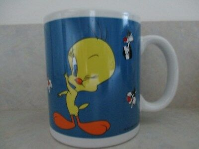 Looney Tunes Tweety Bird Coffee Tea Mug 1998
