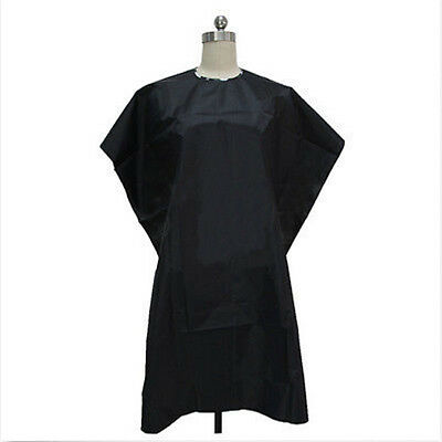 1PC Salon Hairdressing Apron Waterproof Hair Dye Gown Barber Cape Cloth Supplies