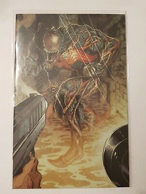 MARVEL Comics VENOM #1 2nd Print Virgin Variant NM SPIDER-MAN CARNAGE KNULL GWEN