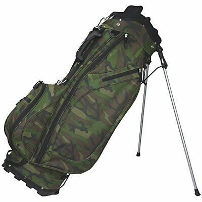 TRIAL Camo Standing Golf bag Camouflage Green :574