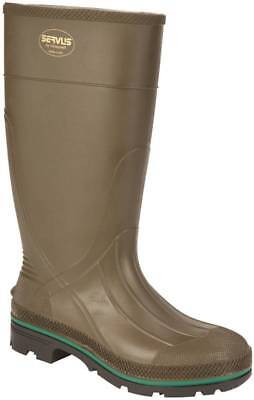 Servus Northerner 75120-8 Non-Insulated Knee Boot NO 8 Men's Olive Green PVC
