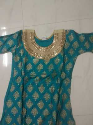 Women Stylish Kurti Kurta Ethnic Indian Bollywood Designer Cotton Tunic Women's