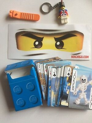 Small Mixed Lot of Speciality LEGO Items (as pictured)