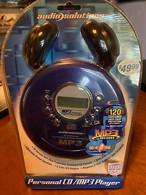 retro mp3 player CD Player In Package