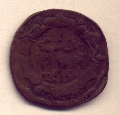 1660 KAMPEN  DUIT  in GOOD CONDITION    and  LOW RESERVE
