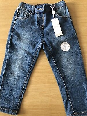 Baby Girl Jeans 12-18 Months M&Co