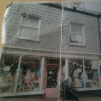 CORNWALL Camelford Freehold Double Shop&4bed Flat Fully Let £190k !!!buy To Let