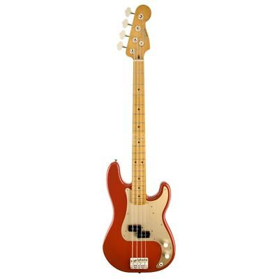 Fender - Classic Series '50s Precision Bass MN Fiesta Red