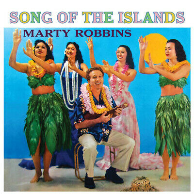 Marty Robbins : Song of the Islands CD (2013)