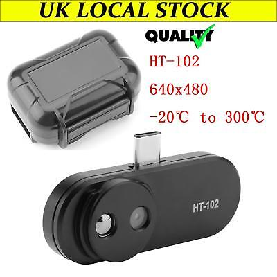 Hti HT-102 Mobile Phone Thermal Infrared Imager Support Video and Pictures UK