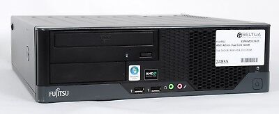 Fujitsu Esprimo E5635 Desktop PC 2/4GB RAM Nv Geforce 8200 160GB HDD DVD - 24803