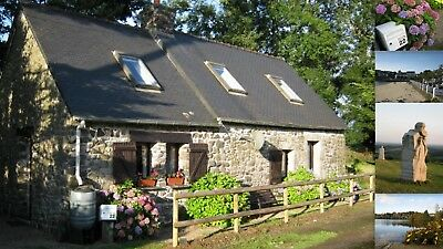 Brittany holiday cottage near the Valley of the Saints from £200pw slps 4