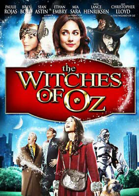 The Witches of Oz DVD NEW