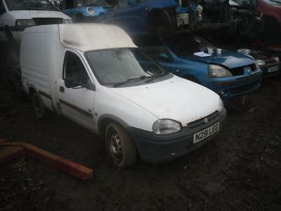 Vauxhall Combo B MK1 1.7D 1995 BREAKING FOR SPARES - 17D ISUZU ENGINE & GEARBOX