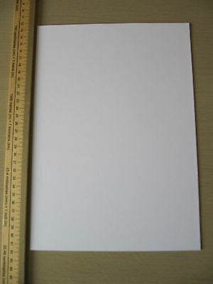 A4 Self Adhesive Mountboard 1500 microns very strong adhesive