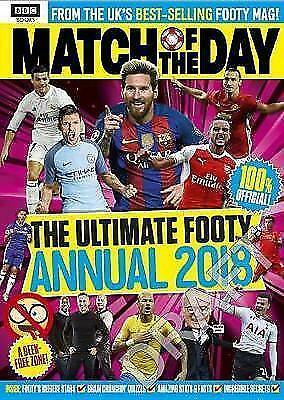 0e0ff7bcdf8 MATCH ANNUAL 2018 UK Football Magazine Year Book Hardback Childrens ...