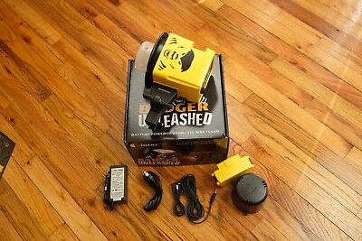 Interfit Badger Unleashed Battery Powered Flash, TTL/HSS 250Ws