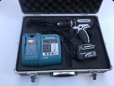 Makita Drill. Used But In Fully Working Condition. DC18RA. Comes With All Parts