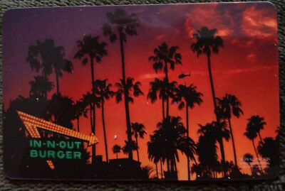 IN-N-OUT BURGER $50 gift card.