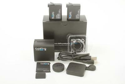 Used GoPro Hero4 Dual Battery Pack & Charger + Protective Lens Cover