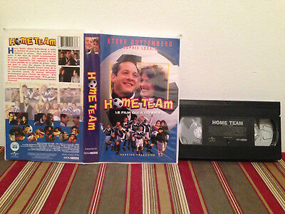 Home Team  VHS & CLAMSHELL CASE FRENCH sophie lorain 2/2