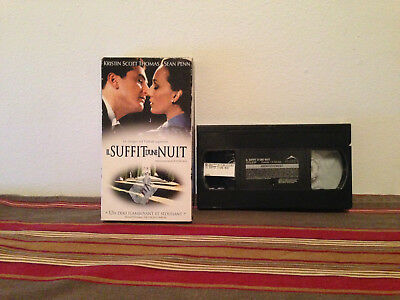 Up at the Villa il suffit d'une nuit  (VHS, 2000) tape & sleeve FRENCH  RARE