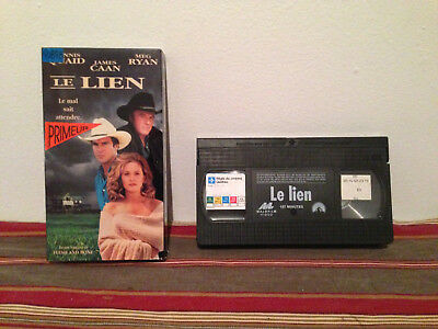Flesh and Bone / Le lien  (VHS, 1994) tape & sleeve FRENCH