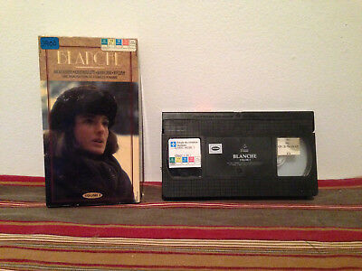 Blanche volume 3 VHS tape & sleeve FRENCH quebec