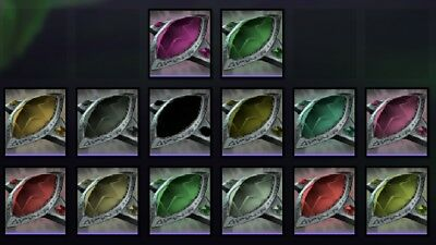 Dota 2 Prismatic Reflection's Shade Code