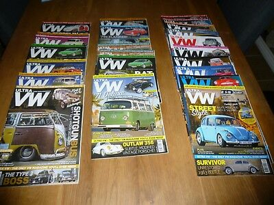 VW Ultra VW magazines x 18 Get Some Ideas For Your projects