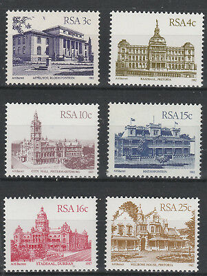 South Africa 1982 Selection of stamps from 4th Definitive issue Superb Mint PA24