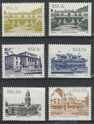 South Africa 1982 Selection of stamps from 4th Definitive issue Superb Mint PA23
