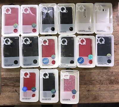 Bundle/Job Lot XQISIT Mobile Phone Cases (15 Cases) *Brand New*