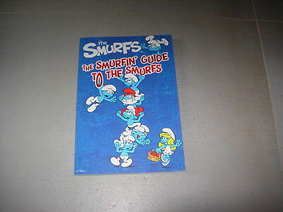 the smurfs the smurfin' guide to the smurfs