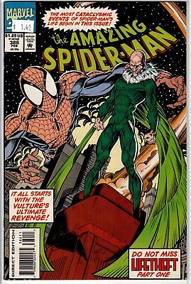 Amazing Spider-man 1963 series # 386