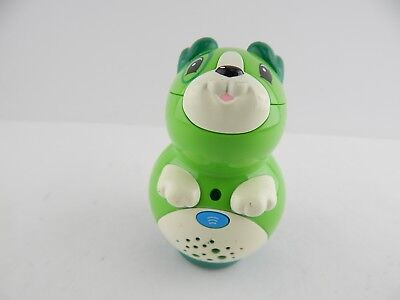 Leap Frog Leap Reader Junior Pen GREEN Scout Dog Puppy 21201 - Tag Junior