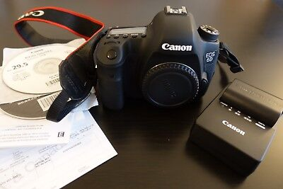Canon EOS 6D Digital SLR Camera Body (791 Shutter Count in Perfect Conditions)