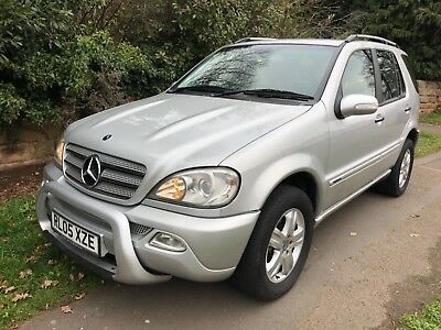Mercedes-Benz Ml270 Cdi 'special Edition' 7 Seater! New Mot! Lovely Car.