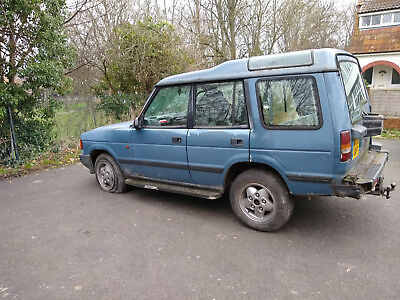 Land Rover Discovery 300 TDi spares or repair